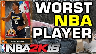 getlinkyoutube.com-NBA 2K16 Worst Player in the GAME!