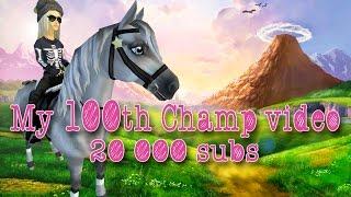 getlinkyoutube.com-100 Star Stable Champs