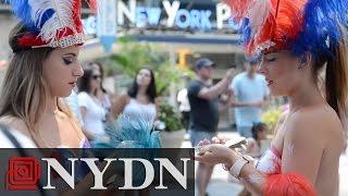 getlinkyoutube.com-Painted Ladies of Times Square