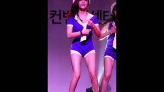 getlinkyoutube.com-[fancam]20151014 티아라(효민)-RolyPoly #63컨벤션센터