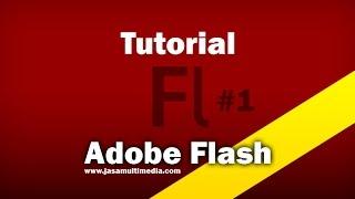 #tutorial 1 Adobe Flash Animasi MotionTween