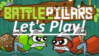 Scoop's Let's Play - Battlepillars - Ep.02 - Leaves! More Leaves!