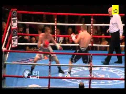 George Groves vs Kenny Anderson Part1