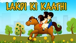 Lakdi ki Kathi - Hindi Rhymes - Nursery Rhymes for Kids