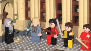 Lego Harry Potter in 99 Seconds!