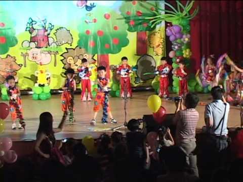 All Star 超級巨星 (by Bunny Class) -2011 雨果畢業典禮