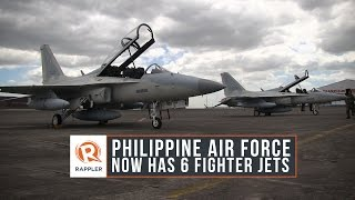 getlinkyoutube.com-WATCH: Philippine Air Force now has 6 fighter jets