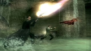 First 30 Minutes: The Matrix: Path of Neo [XBOX/PS2/PC] Part 1/2