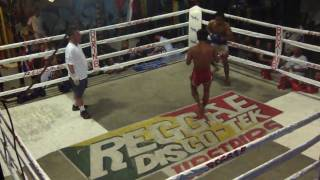getlinkyoutube.com-Most Brutal Muay Thai Fight Ever Thailand Round 2