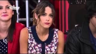 getlinkyoutube.com-Violetta 2 - Violetta bittet Pablo Ludmila das Duett singen zu lassen (Folge 17) Deutsch