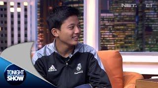 Daffa Imran menjadi kapten tim sepak bola Real Madrid Foundation