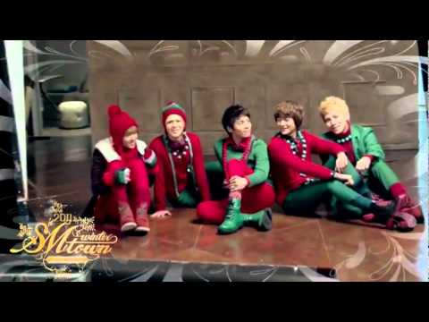 2011 SMTOWN_Santa U Are The One_Music Video -3U3iaobhAhw