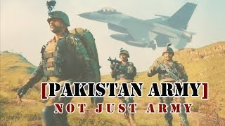 PAKISTAN ARMY 2018 | Not Just Army width=