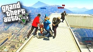 getlinkyoutube.com-GTA 5 Funny Moments #72 With The Sidemen (GTA V Online Funny Moments)