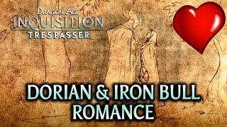 getlinkyoutube.com-Dragon Age: Inquisition - Trespasser DLC - Dorian & Iron Bull Romance