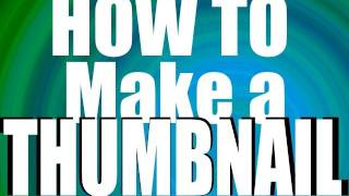 getlinkyoutube.com-How to make a thumbnail in Photoshop