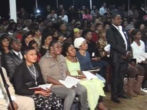Apostle Johnson Suleman.....Storms TORINO Italy for Festival of Grace 2013.. day 1