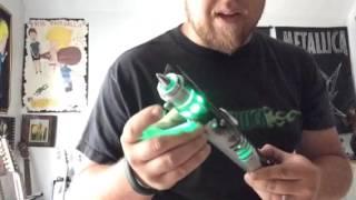 Padawan Lightsaber Build