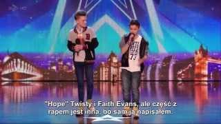 getlinkyoutube.com-(Napisy)Brytyjski Mam Talent 8 - Bars & Melody