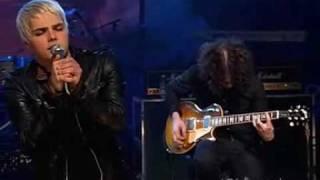 getlinkyoutube.com-My Chemical Romance - Cancer (Live acoustic)