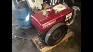 Mesin Diesel 2 Bahan Bakar, Solar-LPG Iriiitt Polll!!