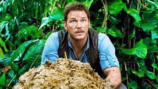 getlinkyoutube.com-JURASSIC WORLD Deleted Scene - Dino Poop (2015) Chris Pratt, Dinosaur Movie HD