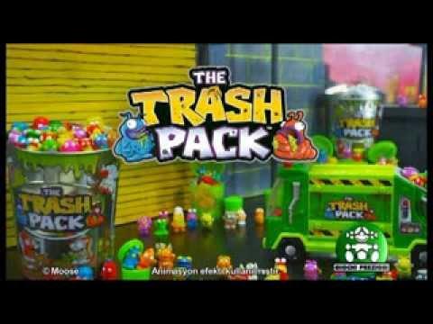 Çöps Çetesi: Seri 1