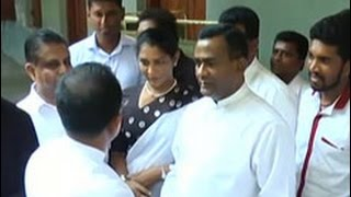 HC fixes July for case against Tissa Attanayake