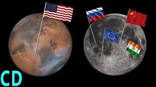 getlinkyoutube.com-Mars or the Moon - Where do NASA manned missions go next?