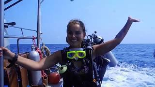 getlinkyoutube.com-Susanna's  100th dive