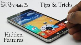 getlinkyoutube.com-Galaxy Note 3 Software - Tips & Tricks, Hidden Features & Everything Else - Part 1/2