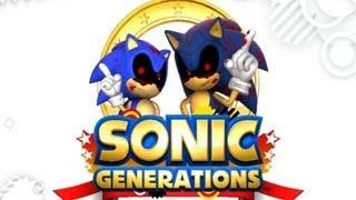 getlinkyoutube.com-Sonic.EXE Takes Over Sonic Generations