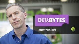 getlinkyoutube.com-DevBytes: Property Animations
