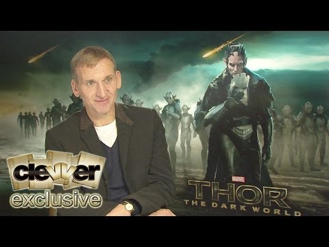 Christopher Eccleston On Becoming