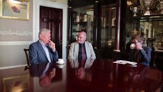 John Barnard: Talk Show in association with Motor Sport