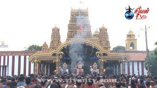 நல்லூர் ஸ்ரீ கந்தசுவாமி கோவில் 13ம் திருவிழா மாலை 18.08.2019