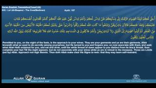 Quran English Yusuf Ali Translation 002 البقرة Al Baqara The CowMedinan Islam4Peace com