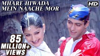 Mhare Hiwada Mein - Salman, Sonali, Saif, Karishma, Tabu, Mohnish - Hum Saath Saath Hain