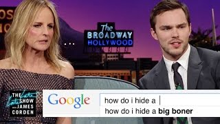 getlinkyoutube.com-Guess Google with Helen Hunt and Nicholas Hoult