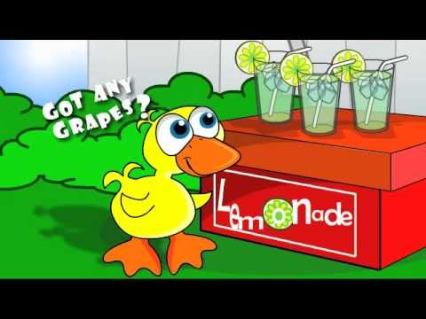 The Duck Song ( High quality audio and video )