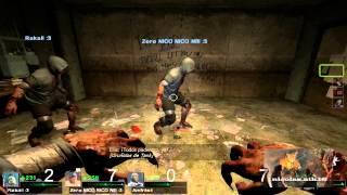 getlinkyoutube.com-Left 4 dead 2: carrera de hunter  (con tank rush) parte 2/2