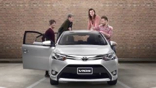 One Direction Toyota Vios Thailand Commercial 2016 HD