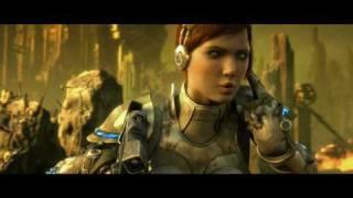 getlinkyoutube.com-StarCraft 2 The Betrayal on Kerrigan Cinematic Full HD