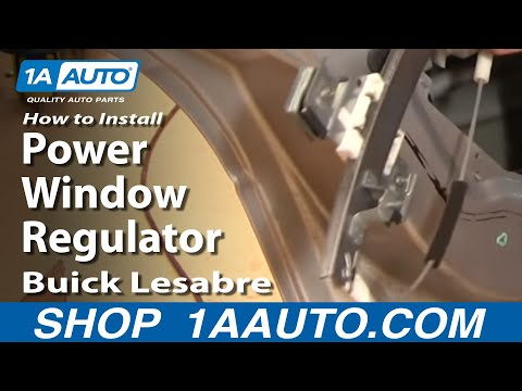 2002 buick lesabre problems online manuals and repair for 2002 buick lesabre window problems