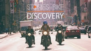 getlinkyoutube.com-Stories of Bike | Discovery (A Triumph Bonneville in New York Story)