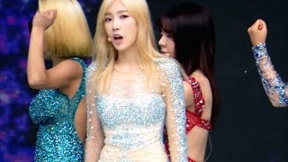 "getlinkyoutube.com-[HD Fancam] 2015.09.12 ""Lion Heart + Gee"" - SNSD DMC Festival K-pop Super Concert Rehearsal"