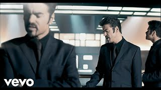 George Michael, Mary J. Blige - As (Official Video) width=