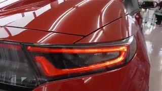 getlinkyoutube.com-HONDA S660 市販モデル 超録って出し映像 その8  ポジション、ヘッドライト点灯映像