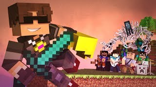 "getlinkyoutube.com-""New World"" - A Minecraft Parody of Coldplay's Paradise (Music Video)"