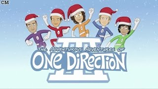 The Adventurous Adventures of One Direction 3 Full [RusSub]